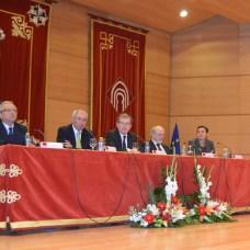 Isidro Ramos, Ernesto Martínez, Miguel Ángel Collado, Luis Arroyo y Beatriz Cabañas