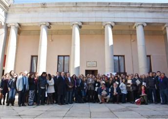 Participantes en los posgrados