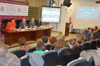 El curso se celebra en la Facultad de Ciencias y Tecnologías Químicas de Ciudad Real