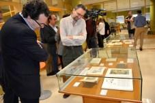 La exposición podrá verse en la Biblioteca del Campus de Ciudad Real hasta el día 26 de mayo