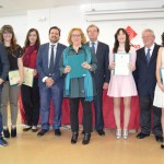 Premios extraordinario de grado y máster del curso 2014-2015