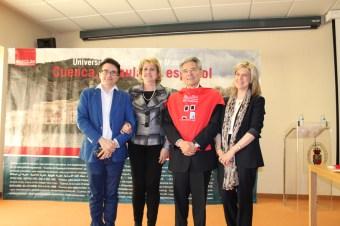 El acto de graduación se celebró en el Campus de Cuenca