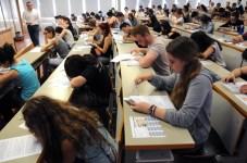 Desarrollo del ejercicio de Lengua Castellana y Literatura en el Campus de Cuenca