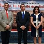 Richard Bueno, Miguel Ángel Collado y Fátima Guadamillas