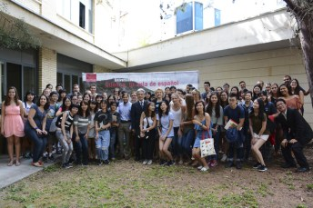 Sesenta alumnos -procedentes de Taiwán, Alemania, Estados Unidos, China, Italia y Japón- participarán este año en la sexta edición del Curso Anual de Lengua y Cultura Española