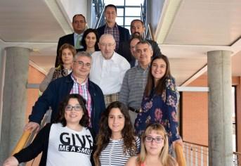 Participantes y representantes académicos