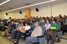 Profesores de enseñanza universitaria y Secundaria participan en el foro