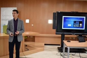 Intervención de Fco. Martínez Herreros, profesor y consultor