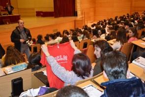 Visita de preuniversitarios en el Campus de Ciudad Real