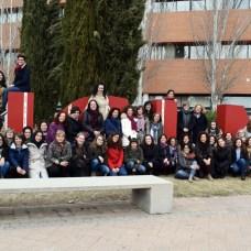 Foto de grupo de las investigadoras del Campus de Albacete