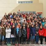 Foto de grupo de las investigadoras del Campus de Ciudad Real