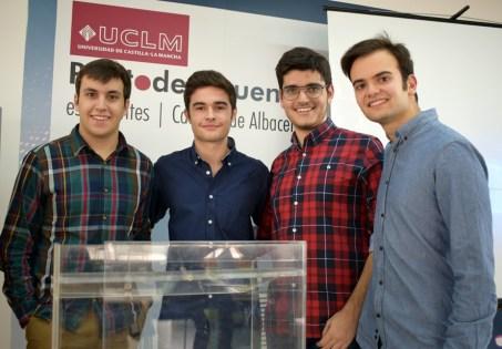 Inderogables, equipo representante del Campus de Albacete