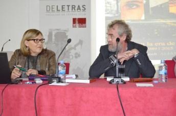 Anna María Guasch y Julián Díaz Sánchez