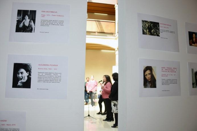 """Exposición """"Mujeres en la Historia"""", en el Campus de Toledo"""