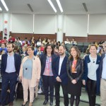 Responsables institucionales y ponentes