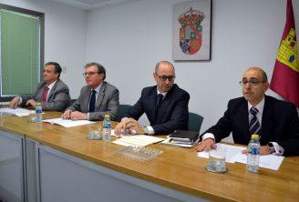 El rector ha inaugurado la Galería de Decanos