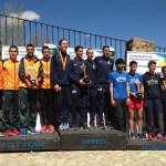 La UCLM, tercera en categoría masculina por equipos