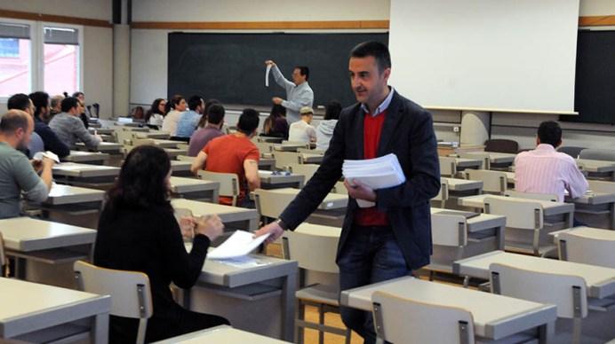 Pruebas de acceso para mayores de 25 y 45 años en la UCLM (Cuenca)