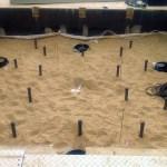 Planta piloto de descontaminación de suelo
