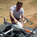 El proyecto por el que recibe esta beca persigue extraer información útil de imágenes obtenidas con drones para aplicaciones de agricultura de precisión