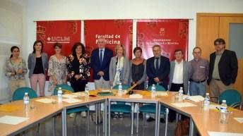 Visita a la Facultad de Medicina de Albacete