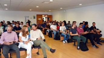 Alumnos presentados a las pruebas de Talentum