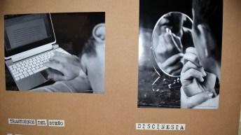 La exposición se puede visitar en el hall del edificio Melchor de Macanaz
