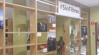 Exposición '#SinFiltros'