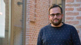 Jaime José Hernández, delegado del campus de Toledo