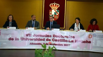 Comienzo de la séptima edición de las Jornadas Doctorales UCLM
