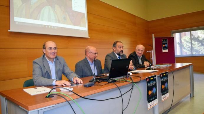 El simposio se celebra en la Facultasd de Humanidades de Albacete