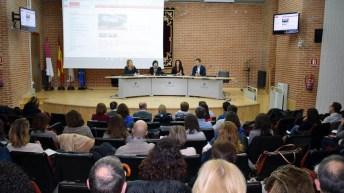 Presentación de la jornada en el Campus de Albacete