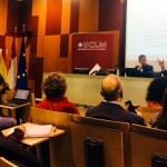 Reunión en el campus de Toledo