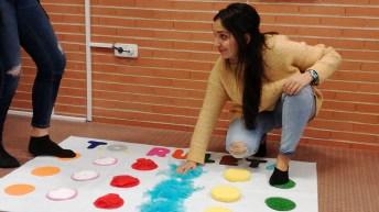 Algunos de los juguetes diseñados por los universitarios