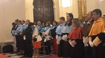 Graduación en el campus de Toledo