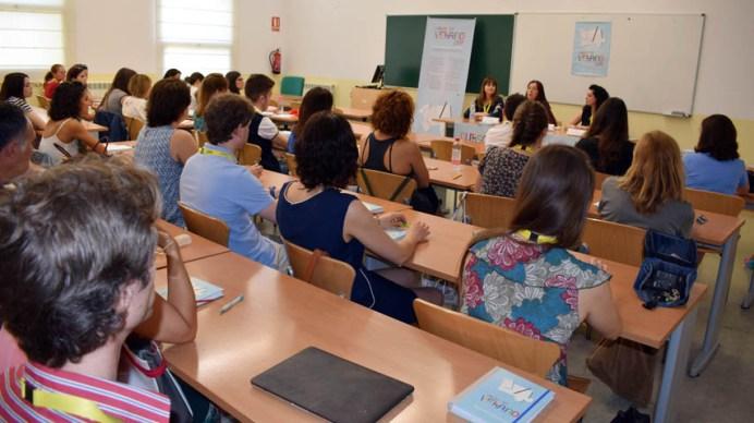 Participantes del curso © Gabinete de Comunicación UCLM