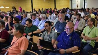 El congreso reúne a casi 300 investigadores de todo el mundo. © Gabinete de Comunicación UCLM