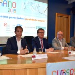 Presentación del curso  © Gabinete de Comuniación UCLM