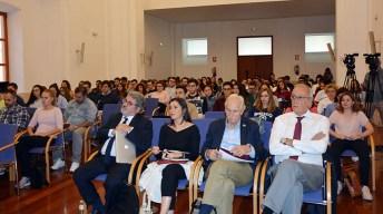 Inauguración del ciclo de seminarios 'Derechos Humanos y Sociedad'. © Gabinete de Comunicación UCLM