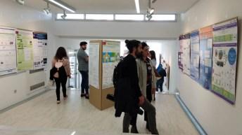 Premiados y exposición de pósteres © Gabinete de Comunicación UCLM