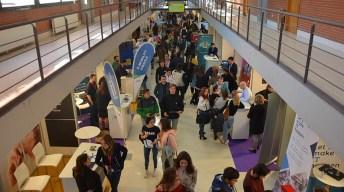 Cuenca acoge una nueva edición del foro UCLM3E (encuentro-empresa-estudiantes)