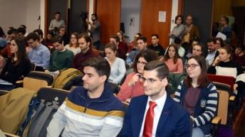 Celebración del seminario © Gabinete de Comunicacion UCLM
