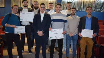 Premiados © Gabinete de Comunicación UCLM