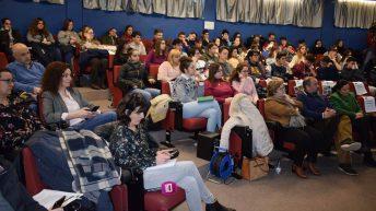 Comienzo del programa institucional © Gabinete de Comuniación UCLM