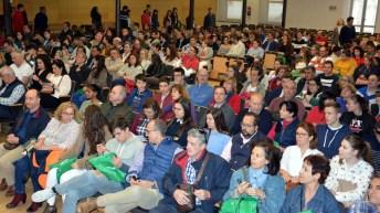 Cerca de 900 personas personas asisten a las jornadas. © Gabinete de Comunicación UCLM.