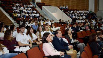Celebración de la X fase regional de la Olimpiada de Economía © Gabinete de Comunicación UCLM