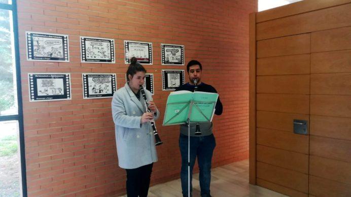 Recital de poesía y música © Gabinete de Comunicación UCLM