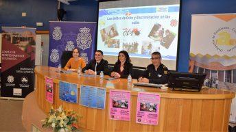 Presentación de la Semana Cultural © Gabinete de Comunicación UCLM