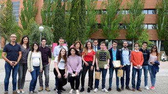 Participantes y organizadores © Gabinete de Comunicación UCLM