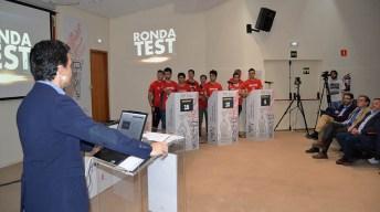 La final de la XIII Olimpiada de Informática se ha celebrado en la Escuela Superior de Informática de Ciudad Real.